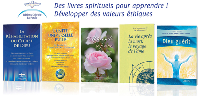 Editions La Parole, livres, DVD, CD, ebooks, Affiches, brochures gratuites,...